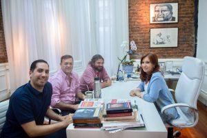 Cristina Kirchner expresó preocupación por crisis de PyMEs misioneras