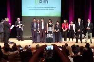 Se realizó la primera jura del colegio de Corredores Públicos Inmobiliarios de Misiones