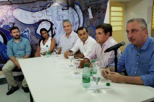 Rovira confirmó que Herrera será candidato a Gobernador y Passalacqua encabezará lista de diputados provinciales
