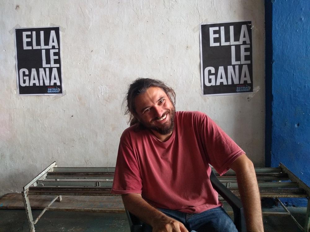 """Juan Grabois: """"Hay que juntar a las fuerzas opositoras a Cambiemos en un gran frente patriótico"""""""