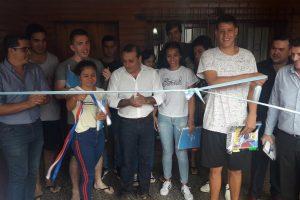 Residencia Estudiantil Rocamora: veinticuatro jóvenes se suman a los beneficios que brinda el Programa Provincial
