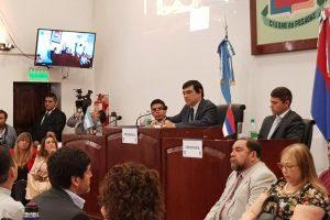 Losada rindió cuentas de sus promesas electorales y pidió a la oposición una campaña responsable