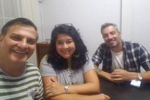 Periodista lanzó su candidatura a intendente dePosadas con transmisión en vivo por Facebook