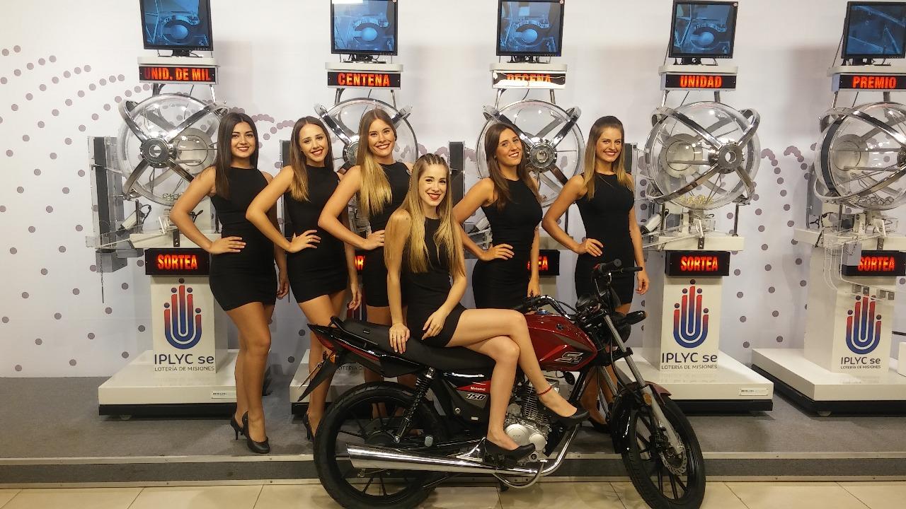 Las motos de la Poceadafueron para Obera y Eldorado