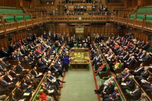 El Parlamento Ingles rechazó nuevamente el plan del brexit
