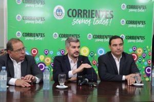 Marcos Peña ratificó el rumbo económico: «creemos más que nunca que tenemos que seguir juntos, hacia adelante»