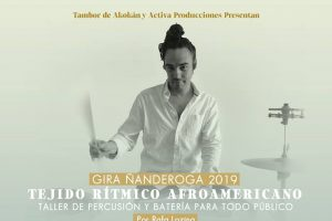 Gira Ñanderoga: el trueno del tambor se oirá en Misiones