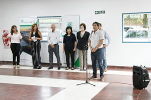 Yacyretá inauguró obras en el barrio Yohasá