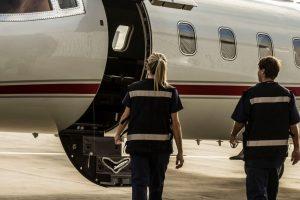 Nueva empresa en Alem ofrece vuelos sanitarios dentro y fuera del país