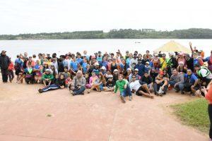 La EBY entregó un predio a la AsociaciónMisionera de Canoas y Kayaks