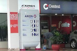 El Gobierno subió los impuestos a los combustibles y se espera un nuevo ajuste en los surtidores