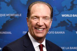 David Malpass fue electo como el décimo tercer presidente del Banco Mundial