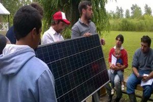 Con energía solar, los productores ahorran hasta $ 5.000 por mes