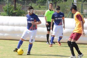 Liga Nacional de Fútbol para Ciegos: Los Magos vuelven a ser locales
