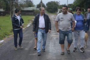 """""""Es fundamental conocer la realidad desde la mirada del vecino"""", dijo Stelatto"""