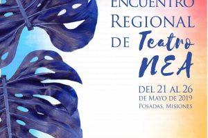 Se abre el telón del 18ª Encuentro Regional del Teatro del NEA