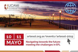 El ArTESOL, convención internacional de profesores de inglés, se hará en en la sede de la UCAMI