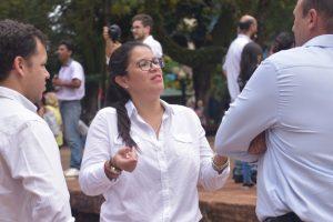 «En cada localidad que vamos el pueblo pide respuestas que no tiene de quienes gobiernan», afirmó Clelia Carballo