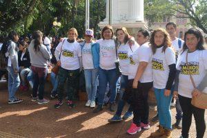 «Tierra, techo y trabajo son derechos por los que luchamos», afirmó Graciela De Melo, candidata a diputada del FPAyS