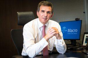 Gustavo Manriquez, gerente general del Macro: «Las tasas deben establecerse en niveles que permitan el desarrollo de las industrias»