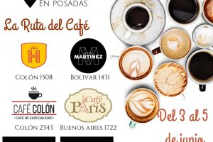 En lugar de competir, las principales cafeterías de la ciudad se juntaron para lanzar el lunes una novedosa promoción