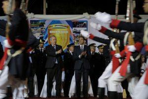 Passalacqua: «En nombre del pueblo de Misiones, en el día de la Policía vine con toda humildad y sencillez a decirles muchas gracias»