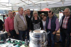 Passalacqua participó en la sexta edición de la feria agrícola ganadera «expo Verá 2019»