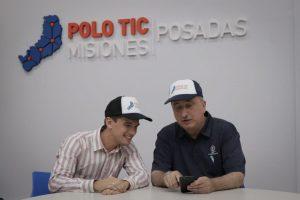 """Passalacqua en el polo TIC de Misiones: «Conmueve ver el empuje, las ganas y el conocimiento de nuestros jóvenes"""""""