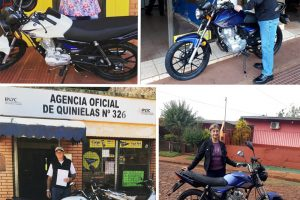 La Poceada lleva veinte motos entregadas