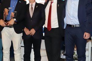 Un rionegrino es el «Joven Empresario Argentino»