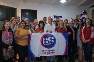 Passalacqua visitó a candidatos de distintos sublemas de Oberá