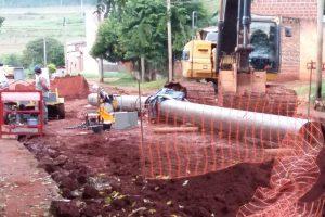 Estiman que en julio estarán terminadas las obras de acueducto de la zona sur de Posadas