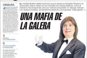 Las tapas del sábado 11: El ataque frente al Congreso y las elecciones en Córdoba