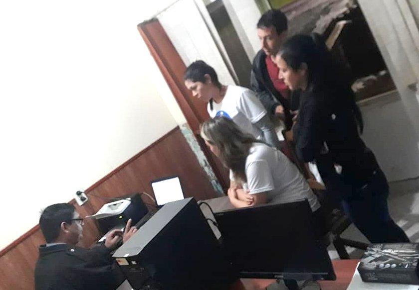 Bernardo de Irigoyen: Militantes del FPAyS denunciaron a hijo de candidato renovador