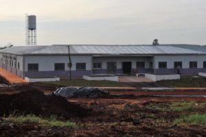 Avanza a buen ritmo el nuevo hospital de Concepción de la Sierra