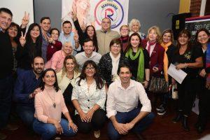 Se presentó el sublema «Resolver y Mejorar» que lleva como candidata a intendente de Posadas a BenildaDammer