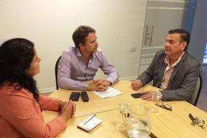 Lenguaza ratificó su compromiso de mejorar la Justicia misionera
