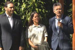 """Macri en Loreto: """"Los Esteros son únicos en el mundo"""""""