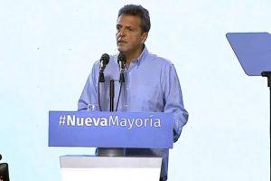 El Frente Renovador (de Massa) tiene «amplia» facultad para negociar un acuerdo con el peronismo