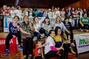 El FPAyS puso en valor «la solidaridad entre pares» en un Encuentro Provincial de Mujeres
