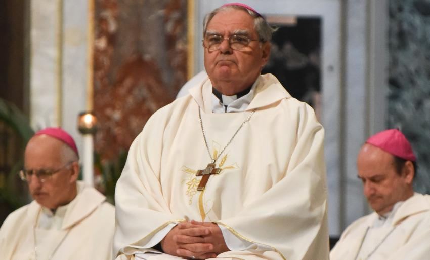 Monseñor Ojea pide que el diálogo en el país sea amplio y con agenda consensuada