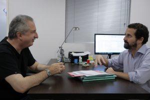 Passalacqua felicitó a los empleados del Fondo de Crédito de Misiones en una informal reunión de trabajo