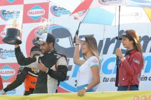 Mosquita Pastori hizo podio en la Clase 2 del Turismo Nacional
