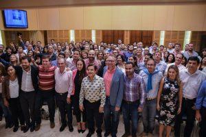 Rovira reunió a candidatos a intendente y concejales de Posadas