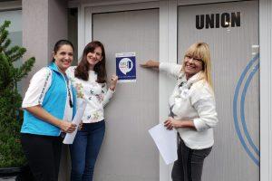 La UDPM firmó convenio con Municipalidad de Posadas para contar con lugares seguros contra el acoso callejero