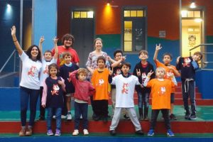 Celebraron Scratch Day en la Escuela de Robótica