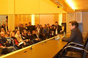 Rovira adelantó que Misiones pedirá al próximo Gobierno una compensación por la baja Coparticipación