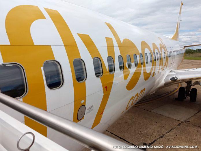 Low cost: en agosto Flybondi volvió a romper su récord de pasajeros