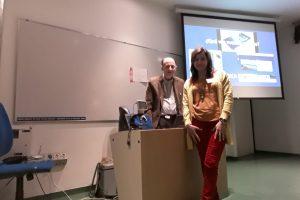 Docentes del Liceo Storni participaron de las jornadas «Acercar la ciencia al Docente»