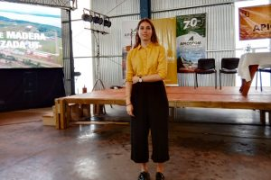 Lucila, la joven funcionaria de Macri que tuvo en vilo a los empresarios forestales de Misiones